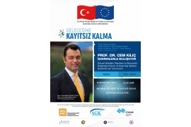 PROF DR. CEM KILIÇ ARE MEETING EMPLOYERS