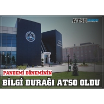 ATSO BECAME THE KNOWLEDGE STATION OF THE PANDEMIC PERIOD