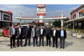 ATSO DELEGATION EXAMINED MOBESKO FOR FURNITURE SITE