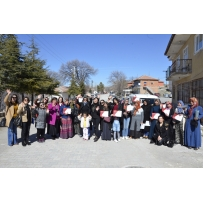 WOMEN ENTREPRENEURS HAVE EDUCATION IN İNCESU
