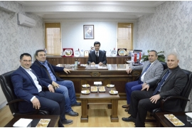 VISIT TO NGO AND PUBLIC INSTITUTIONS FROM ATSO PRESIDENT GÖKTAŞ