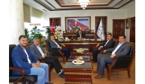 VISIT TO ATSO PRESIDENT GÖKTAŞ FROM AK PARTY