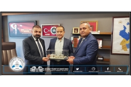ATSO DELEGATION MEGA PROJECTS REALIZED IN ANKARA