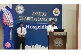 MOTİVASYON EĞİTİMİ ATSO'DA DÜZENLENDİ