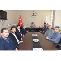 VISIT TO AN ACCOUNTABLE TÜMSİAD
