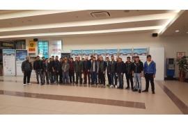 ATSO ÜYELERİ AUTOMECHANİKA FUARINDA