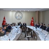 SİGORTA ACENTELERİ ATSO'DA BİR ARAYA GELDİ